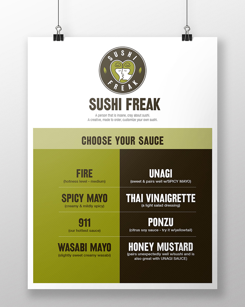 Sauces- Poster2
