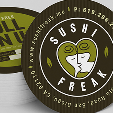 Sushi Freak – Mutiple Projects